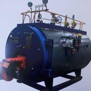 燃油燃气蒸汽锅炉施工