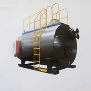燃油燃气蒸汽锅炉设计